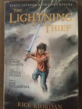 Percy Jackson & the Olympians: The Lightning Thief by Rick Riordan and Robert...