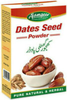 Dates Seed Powder 100% Pure & Natural Dates Seed Powder 100gm