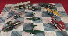 Vintage 1960-70's Bachmann Mini-Planes Lot of 8 Plus 1