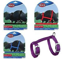 Ferret Harness with Detachable Lead for Ferrets & Rats Choose Colour 6262