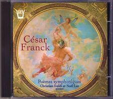 FRANCK Les Eolides Le Chasseur Maudit Psyche Christian Ivaldi & Noel Lee CD