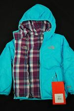 NEW The North Face Girls Reversible 550 Fill Goose Down Jacket/coat size XXS(5)