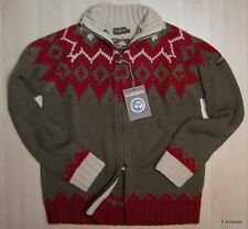 Jersey Napapijri Fullzip sweat-shirt avec fermature éclair zip intégral