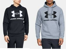 Under Armour Men's UA Rival Fleece Sportstyle Logo Hoodie Hooded Sweatshirt