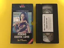 Porno Esotic Love 1980 Joe D'Amato Vhs Nocturno Shendene Laura Gemser