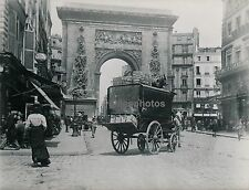 PARIS 1900 - Porte Saint Denis - DIV1646