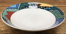 Christopher Stuart Rave 1 Coupe Soup Bowl Optima Fine China 12034 HK100 1990's