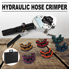 New 71500 Hydraulic A/C Hose Crimper Air Conditioning Repair Crimping Tools