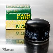 1x Ölfilter MANN-FILTER W 75/3 ALFA ROMEO 156 156 Sportwagon GT GTV SPIDER V6