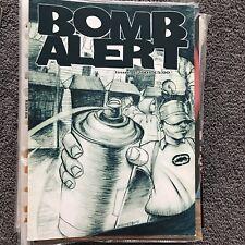 rare graffiti Magazine Bomb Alert Issue One!