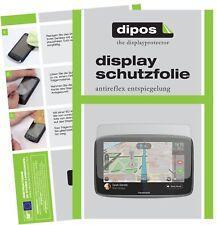 3x TomTom Go 620 / 6200 Schutzfolie matt Displayschutzfolie Folie Display Schutz