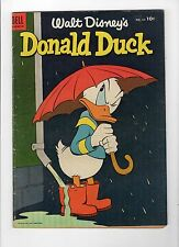 Donald Duck #35 (May 1954, Dell) - Very Good