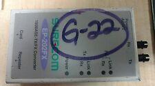 Surecom Ep-202-Fxc-C 100Base-Tx Ethernet 100Base-Fx Ep-202Fx