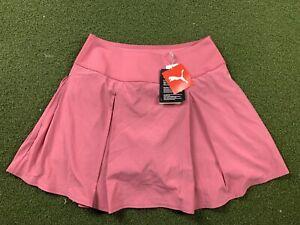 Puma Pwrshape Fashion Skirt Rose Red Women's SZ S ( 597720 01 )