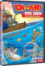 Tom & Jerry Kids Show: 1990s Animated Series Complete Season 1 Box / DVD Set NEW