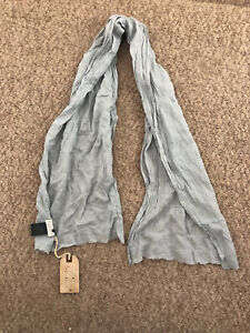 All Saints Flint Cotton Scarf BNWT