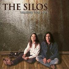 THE SILOS – TENNESSEE FIRE LIVE : KCRW RADIO BROADCAST (NEW/SEALED) CD