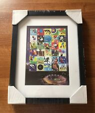 LONDON 2012 STAMPS - The Sports Of London 2012 Olympics Framed