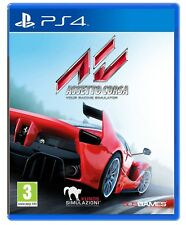VIDEOGIOCO ASSETTO CORSA STANDARD EDITION PS4 SPORT CORSE ITALIANO PLAYSTATION 4