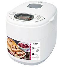 KHIND Bread Maker BM500 Bake& Heat Cakes Yogurt Jam Rapid Knead& Ferment Dough