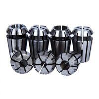 7 Stuecke 1-7mm ER11 Spannzangenfutter Bits Halter Fruehling Spannzange fuer V8