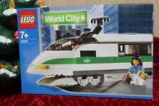 LEGO World City 9v High Speed Train Locomotive (Item# 10157) NISB