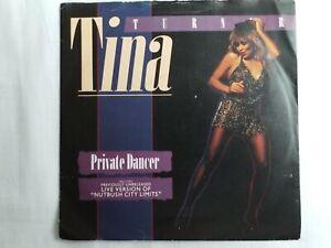 """Tina Turner - Private Dancer - 7"""" Vinyl Single"""