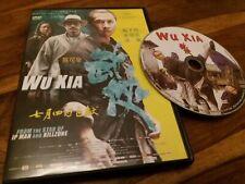 Wu Xia - Donnie Yen Rare NTSC Region Free DVD Mint Condition