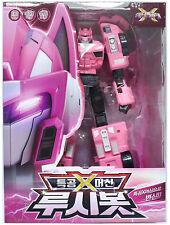 Mini Force 2018 New Miniforce X LUCYBOT Transformer Robot Car + Free gifts
