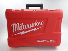 Milwaukee Tool Case Only - Fit for 2597-22 M12 12 Volt Tools - Hammer Drill 2404