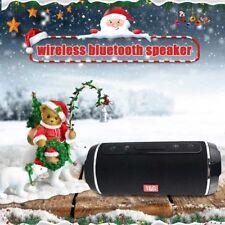 New TG116 3+ Portable Waterproof Black Bluetooth Speaker Wireless loudspeaker