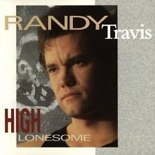 Audio CD - Country - Randy Travis:  High Lonesome - Let Me Try - Hearts of Heart