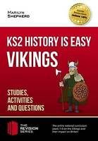 History is Easy: Vikings [KS1 and KS2] (The Revision Series) by How2become, ., N