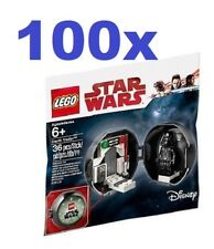 LEGO® Star Wars 100x Polybag 5005376 Darth Vad -  NEW / FACTORY SEALED