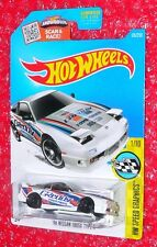 2016 Hot Wheels Speed Graphics '96 NISSAN 180SX TYPE X  #176  DHR72-D9B0E