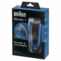 Braun Series 1 190cb-1 Elektrischer Rasierer Blau