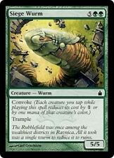 MTG Magic RAV FOIL - Siege Wurm/Guivre de siège, English/VO