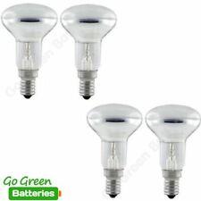 4 x Eveready Lava Lamp Bulb Reflector R39 E14 Screw In 30w Light Bulbs