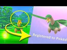 Pokemon GO 2x Relicanth 2x Tropius account 100% safe RARE regional