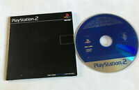PlayStation 2 Demo Disc PBPX-95506 With Sleeve Klonoa AirBlade PS2 / #1