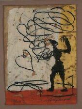 Pierre Marie Brisson - Original L/E Colour Etching -  Hand-signed