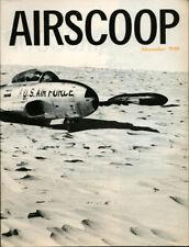 Airscoop 11 November 1969 Vol.9 No.11 Magazine U1