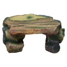 Rock Ledge Formation Perfect for Reptile or Fish Aquarium Fish Tank Decoration