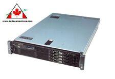 "DELL PowerEdge R710 Server 2x X5570 144GB RAM 2x 300GB SAS 2.5"" 2x870W"