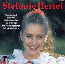 STEFANIE HERTEL : STEFANIE HERTEL / CD (CONVOY 849 898-2)