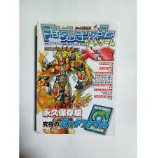 Digimon Digital Monster Card Game Encyclopedia Book