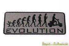 """VESPA RICAMATE """"EVOLUTION"""" - v50 PK XL PX PV GT GTR TS GL GS SPRINT RALLY Patch"""