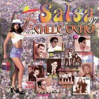 Salsa en la Calle 8 '97 by Various Artists (CD, Feb-1997, Protel)