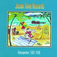 Justin Time Records Retrospective (1983-1998) by Various Artists (CD,...