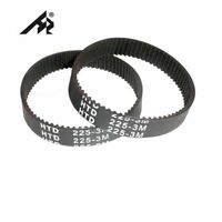 2Pcs 225-3M Toothed Planer Drive Belt for   PHO1 PHO100 PHO15-82 PHO16-82 PHO20-